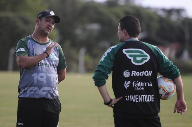 Intervalo: enfim, chegou a hora do Ju começar a jogar Antonio Valiente/Agencia RBS