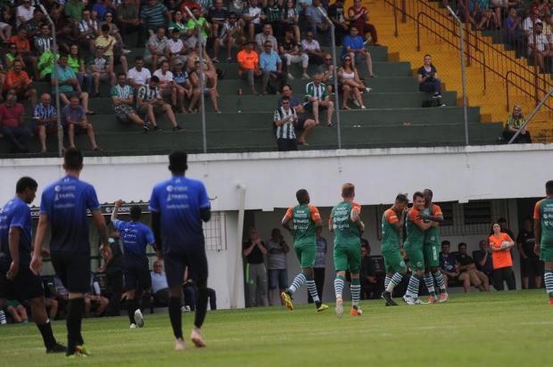 Com gol de Cajá, Juventude vence o primeiro teste da pré-temporada Marcelo Casagrande/Agencia RBS