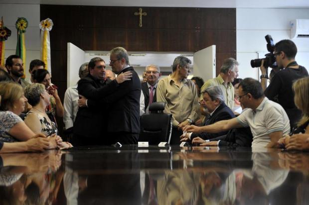 Câmara de Vereadores, prefeito e vice de Caxias precisam esclarecer sobre mandatos Lucas Amorelli/Agencia RBS