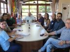 Dono da Havan visita Canela para tratar da instalação da loja na cidade Eduardo Idalino/Divulgação