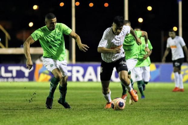 Juventude é derrotado pelo Corinthians e está eliminado da Copa São Paulo Rodrigo Gazzanel / Agência Corinthians, divulgação/Agência Corinthians, divulgação