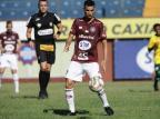 """Temos que procurar ser um time chato e que tenta atacar o tempo todo"", diz meia do Caxias Antonio Valiente/Agencia RBS"