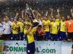 Conheça os adversários do Brasil nas Eliminatórias da Copa do Mundo de Futsal Conmebol / Divulgação/Divulgação