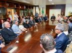 Prefeito de Caxias do Sul anuncia os nomes de 13 titulares do primeiro escalão João Pedro Bressan/divulgação