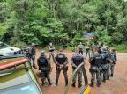 Assaltante que trocou tiros com a polícia é preso em Flores da Cunha Brigada Militar / Divulgação/Divulgação
