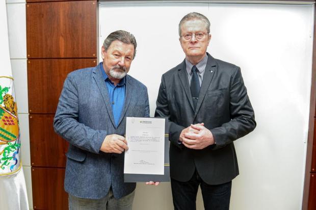 Poderes do vice-prefeito de Caxias do Sul são ampliados João Pedro Bressan/Divulgação
