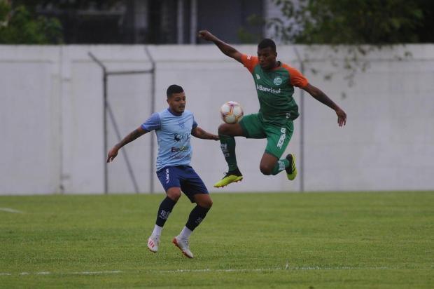 Juventude vence Esportivo no último teste da pré-temporada Marcelo Casagrande/Agencia RBS