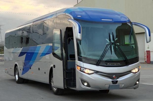 Marcopolo México lança o Viaggio 950 Mariel Esquivel/Divulgação