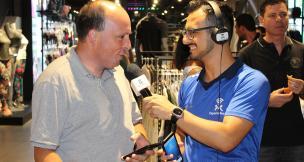 Lançamento da Greentec Summer Run reuniu atletas e entusiastas da corrida de rua Richard Paviani / Divulgação/Divulgação