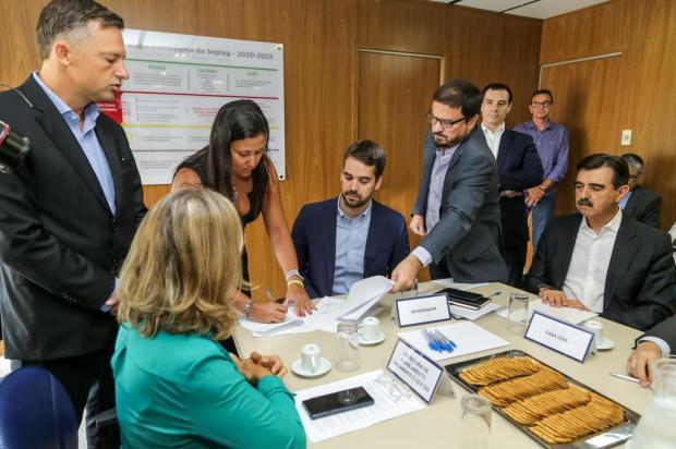 Plano de concessão de rodovias estaduais prevê duplicação ou terceira faixa em estradas da Serra Gustavo Mansur/Palacio Piratini
