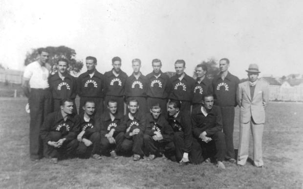 Morte de Alfredo Jaconi enluta Caxias em 1952 Acervo de Francisco Michielin / divulgação/divulgação