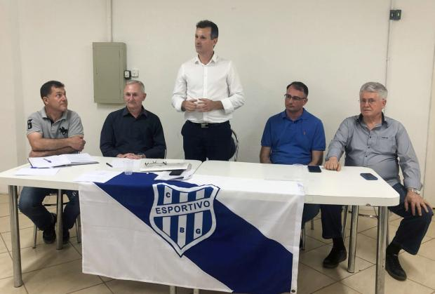 """""""Queremos surpreender"""", afirma presidente do Esportivo sobre o Gauchão Exata Comunicação / Divulgação/Divulgação"""