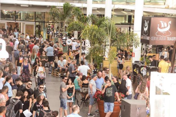 Agenda: Beer & Burguer Festival começa nesta quinta-feira no Iguatemi Caxias Jeferson Deboni/Divulgação