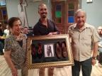 Um dos mais tradicionais casais de dançarinos de tango de Caxias recebe homenagem em escola Caroline Zini/Divulgação