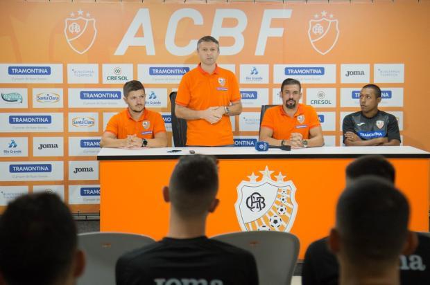 ACBF começa treinamentos de pré-temporada Ulisses Castro / ACBF / Divulgação/ACBF / Divulgação
