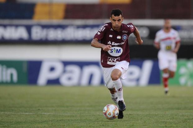 Com Diogo Oliveira entre os titulares, Caxias está escalado para enfrentar o Tubarão Antonio Valiente/Agencia RBS