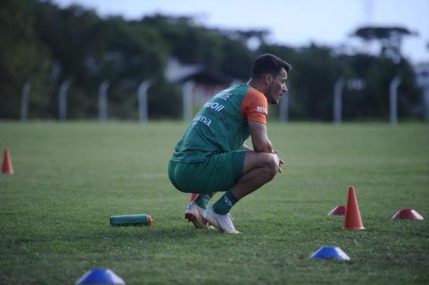Atacante do Juventude sofre grave lesão no joelho e deve ficar até seis meses afastado Antonio Valiente/Agencia RBS