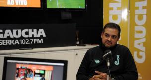 """Vamos apostar nossas fichas no primeiro turno"", diz técnico do Juventude Marcelo Casagrande/Agencia RBS"