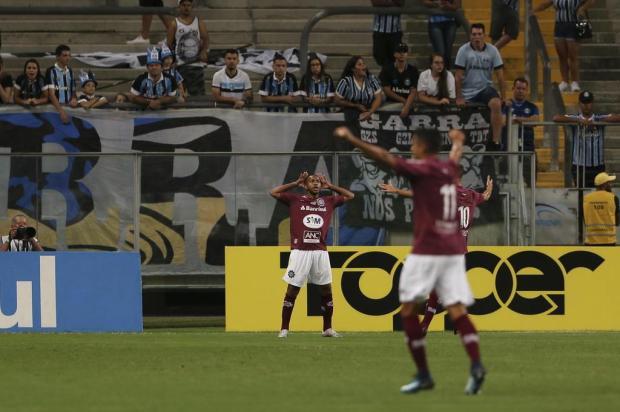 Intervalo: Caxias deixou uma ótima impressão no seu primeiro jogo oficial de 2020 Marco Favero/Agencia RBS