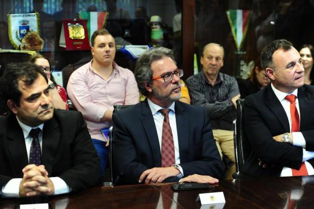 Período de permanência de vereador licenciado como secretário municipal, em Caxias, provoca questionamentos Porthus Junior/Agencia RBS