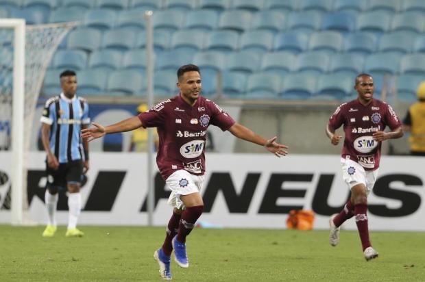 Caxias surpreende na Arena e vence o Grêmio na abertura do Gauchão Marco Favero/Agencia RBS