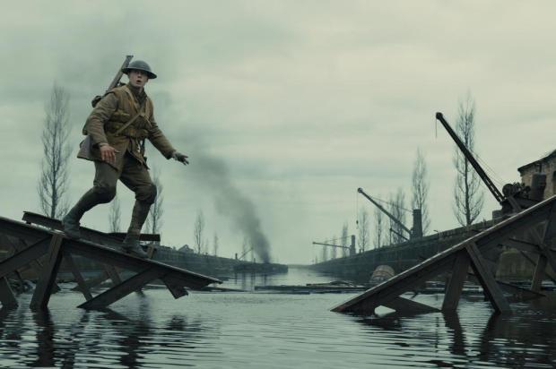 """Indicado a 10 categorias no Oscar, filme de guerra """"1917"""" está em cartaz em Caxias do Sul Universal Pictures and DreamWork/Divulgação"""