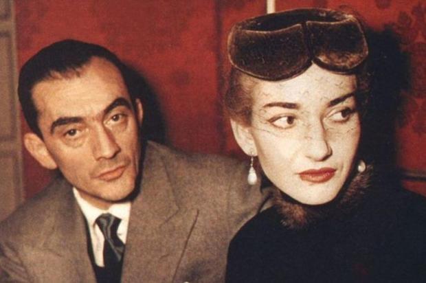 Sala de Cinema Ulysses Geremia estreia documentário sobre a diva Maria Callas Imovision/Divulgação