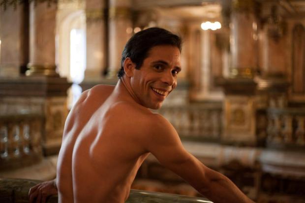 Ballet Margô recebe masterclass do primeiro bailarino do Theatro Municipal do Rio de Janeiro Isadora Lima/Divulgação