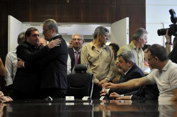"""PDT de Caxias anuncia que fará """"oposição a algumas coisas"""" no Governo Cassina Lucas Amorelli/Agencia RBS"""