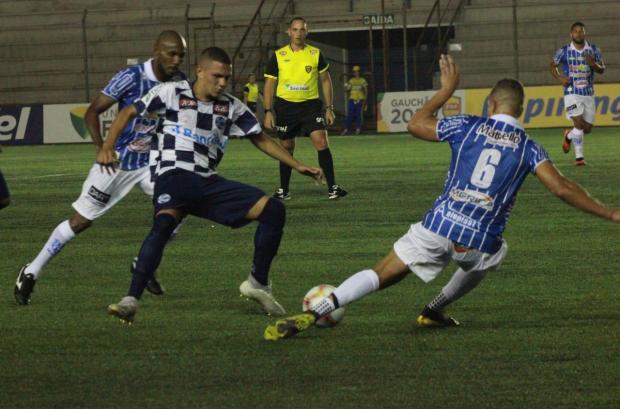 Fora de casa, Esportivo empata com o São José na estreia do Estadual Eduardo Torres / São José / Divulgação/São José / Divulgação