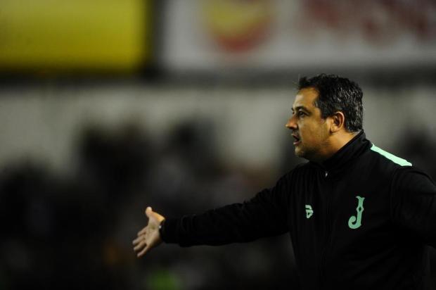 """""""Ele teve uma atuação atrapalhada"""", diz técnico do Juventude sobre Anderson Daronco Porthus Junior/Agencia RBS"""
