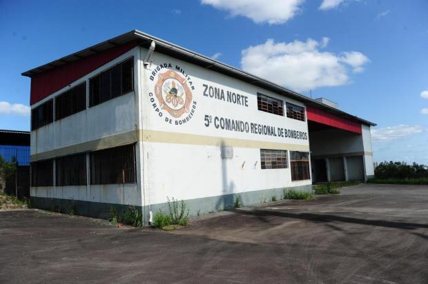 Comunidade da zona norte de Caxias faz abaixo-assinado pela reabertura de quartel fechado há quatro anos Porthus Junior/Agencia RBS