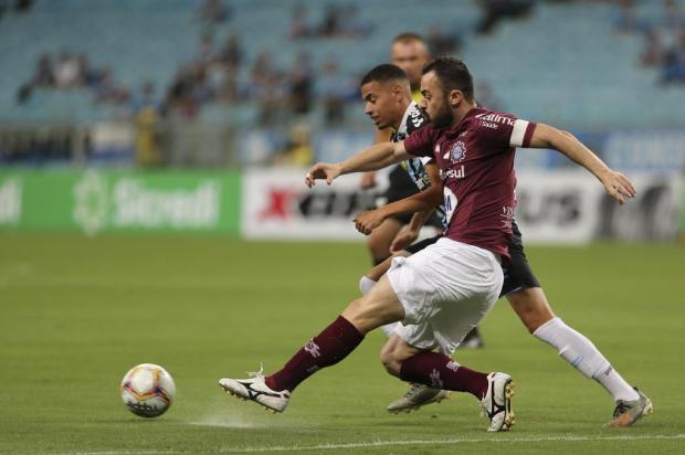Os problemas que o Caxias trouxe da Arena do Grêmio para a segunda rodada do Estadual Marco Favero/Agencia RBS