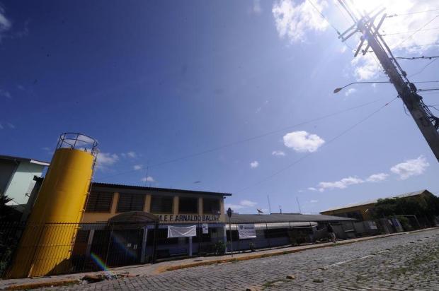 Reforma da escola Arnaldo Ballvê, de Caxias do Sul, atrasa e ano letivo deve iniciar em outro local Marcelo Casagrande/Agencia RBS
