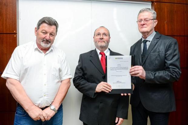 Filiado do Novo, em Caxias, se licencia do partido para atuar no Governo Cassina João Pedro Bressan/Divulgação