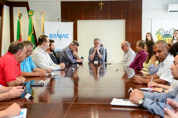 Bairro Salgado Filho, em Caxias, terá nova rede de coleta e tratamento de esgoto Marcos Cardoso/Prefeitura Municipal de Caxias do Sul
