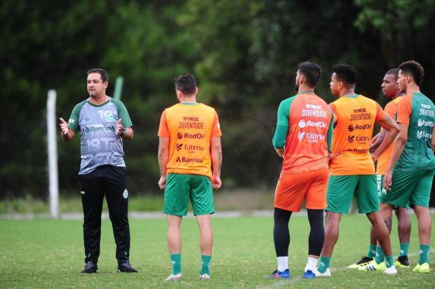Juventude projeta decisão contra o Novo Hamburgo e quer evitar lei do ex no Alfredo Jaconi Porthus Junior/Agencia RBS
