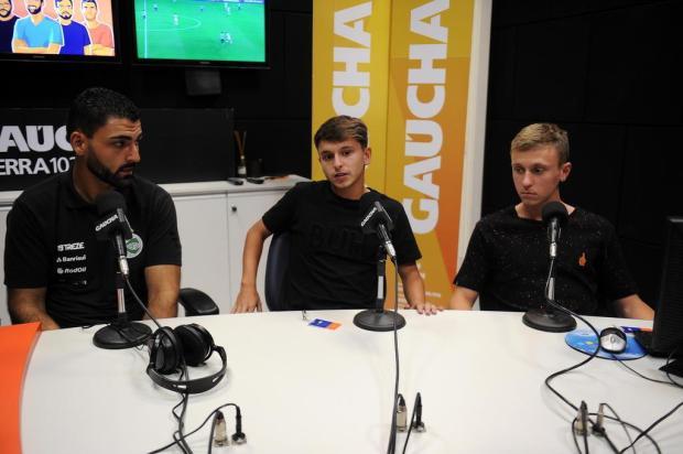 Técnico e jogadores do sub-17 do Juventude valorizam campanha na Copa Santiago Marcelo Casagrande/Agencia RBS