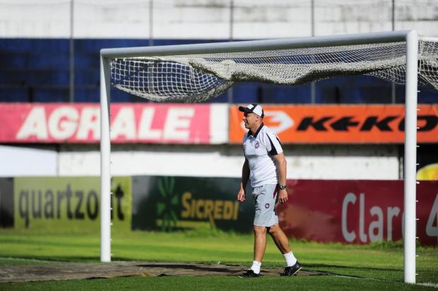 Ex-jogador da dupla Ca-Ju assume o time feminino do Brasil-Fa Porthus Junior/Agencia RBS
