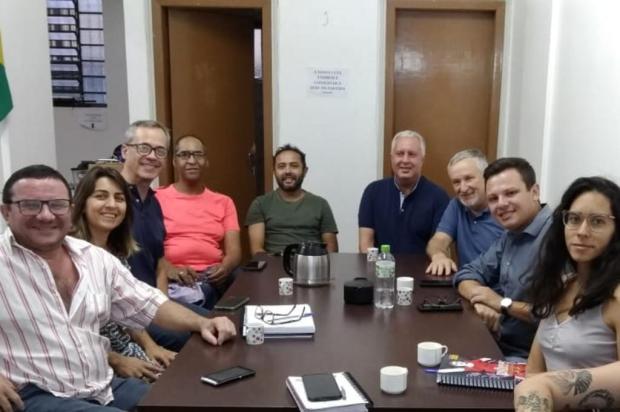 Frente de centro-esquerda discute futuro de Caxias do Sul Divulgação/Divulgação