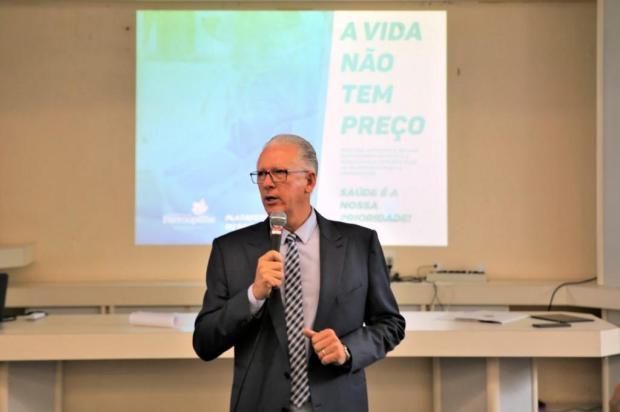 MP solicita à prefeitura de Farroupilha aditivo no contrato de nova plataforma de saúde Divulgação/Prefeitura Municipal de Farroupilha