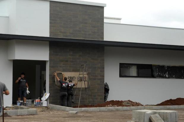 Inacabado, novo asilo inaugurado em Vacaria só receberá idosos em março Lucas Amorelli/Agencia RBS