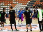 Brasil enfrenta Colômbia na estreia das Eliminatórias da Copa do Mundo de Futsal Porthus Junior/Agencia RBS