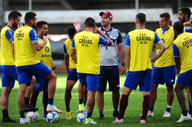 Intervalo: A oportunidade que se apresenta ao Caxias e o dilema do Juventude em Pelotas Porthus Junior/Agencia RBS