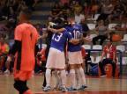Brasil vence na estreia da Eliminatória para Copa do Mundo de Futsal Yuri Gomes/CBFS/Divulgação