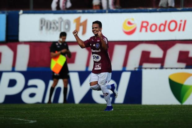 Lateral-direito do Caxias é o convidado do Show dos Esportes desta sexta-feira Porthus Junior/Agencia RBS