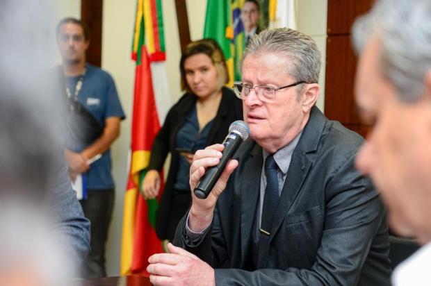 Prefeito de Caxias do Sul tem dificuldade para anunciar líder de governo João Pedro Bressan/Divulgação