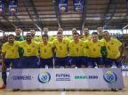 Brasil goleia Equador e garante classificação para a Copa do Mundo de Futsal Yuri Gomes / CBFS / Divulgação/CBFS / Divulgação