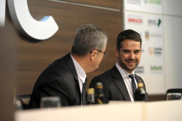 Governador sinaliza investimentos para acessos ao Aeroporto Regional da Serra Gaúcha Lucas Amorelli/Agencia RBS