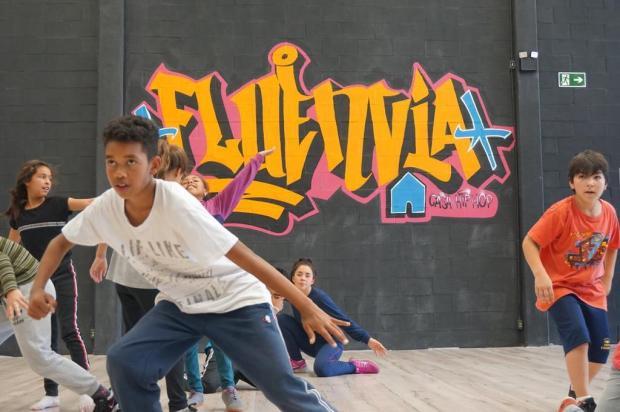 Fluência Casa Hip Hop está com inscrições abertas para cursos Fluência Casa Hip Hop/Divulgação